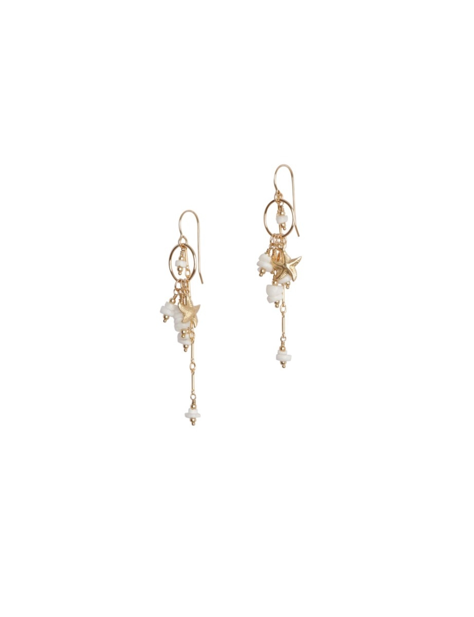 Seastar Charm Earrings