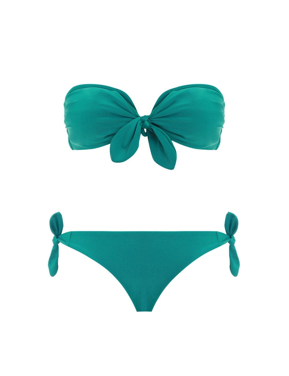 Heathers Tie Bikini