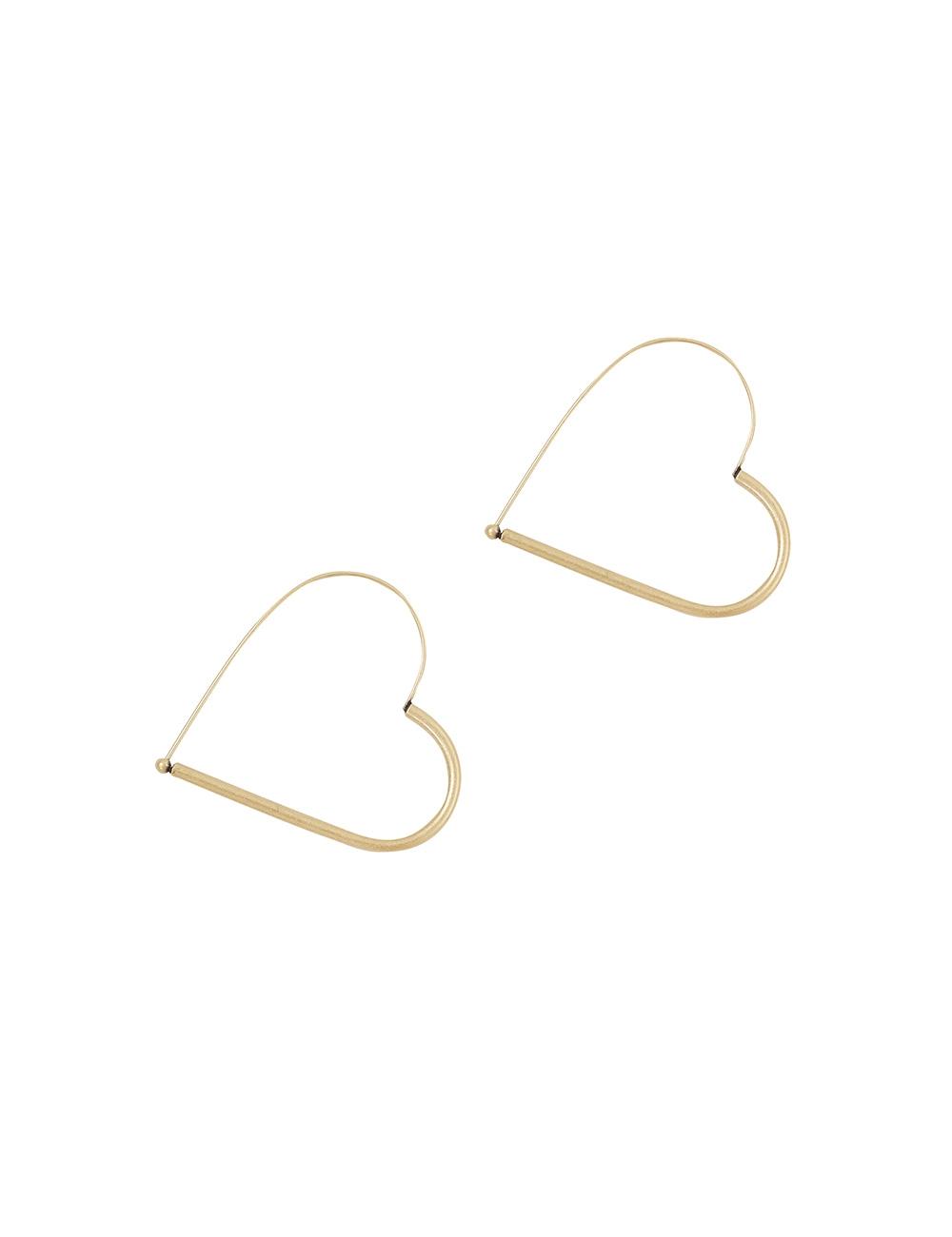 The Lovestruck Mini Hoop
