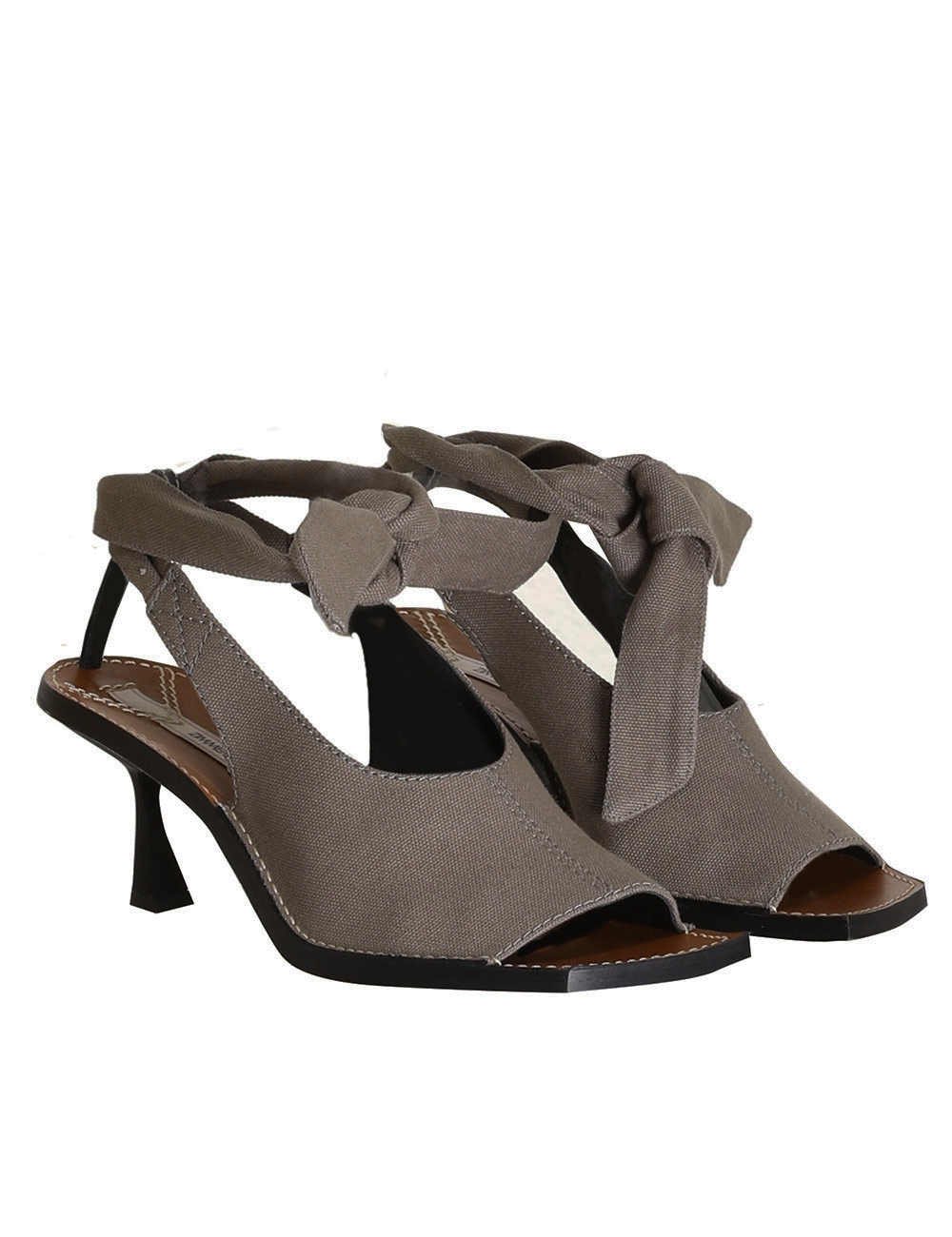 Square Toe Sling Back
