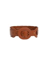 Wide Waist Link Belt