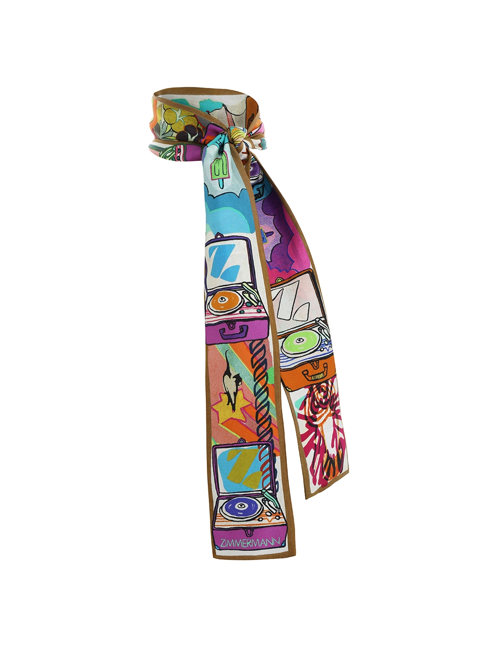Twilly Neckscarf