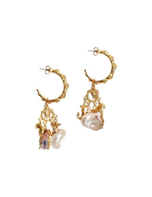 Souvenir Charm Earring