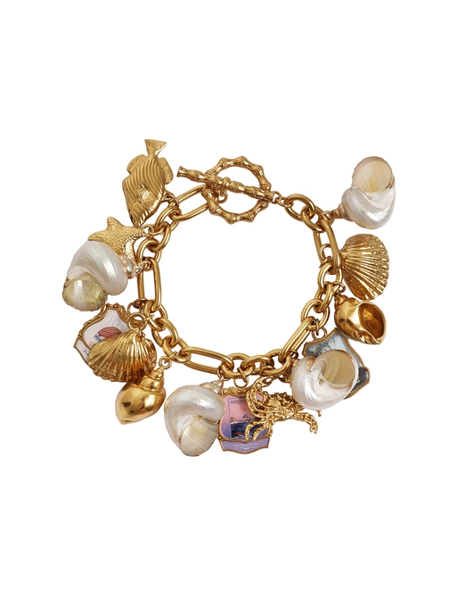 Souvenir Charm Bracelet