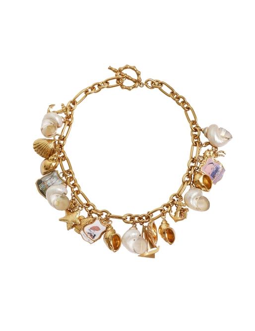 Souvenir Charm Necklace