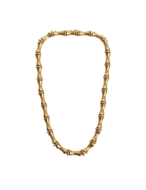 Textured Link Necklace