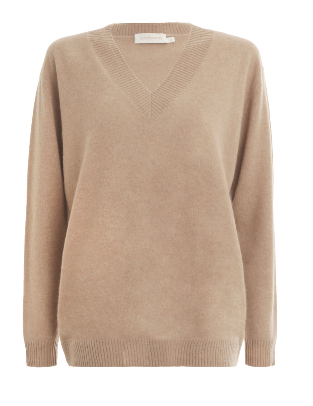 Espionage Cashmere V Neck