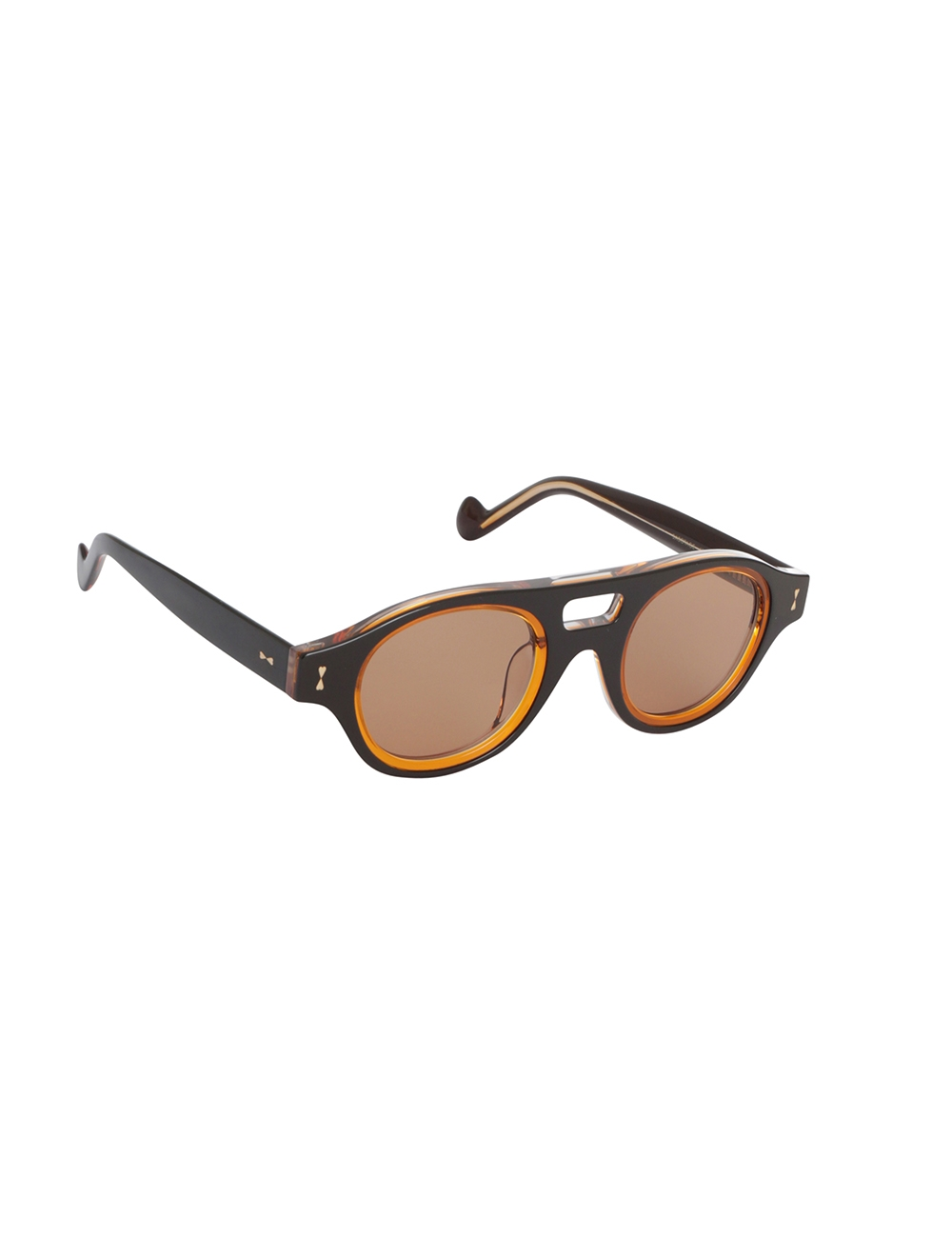 Sabotage Rounded Sunglasses