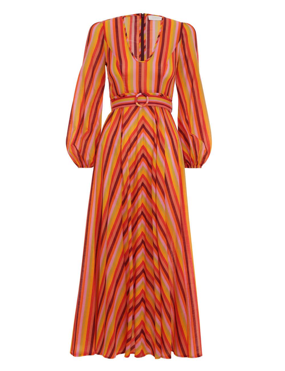 Goldie Plunge Dress