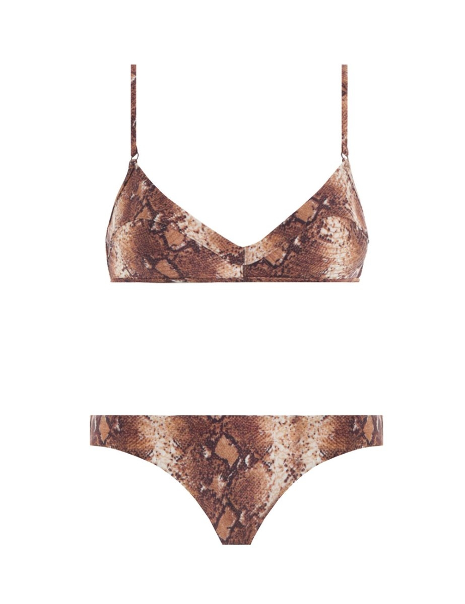 Juno Bullet Bra Bikini
