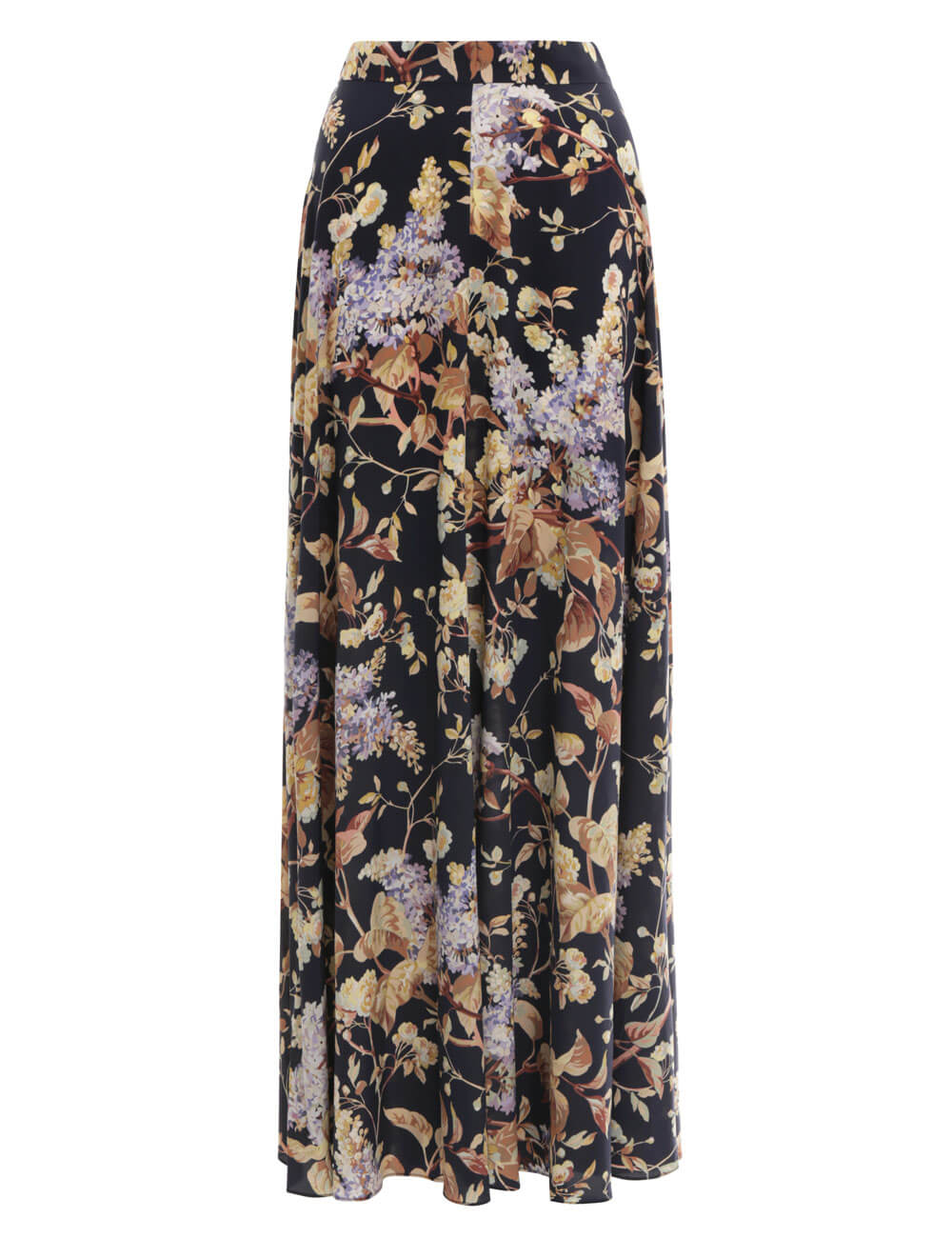 Sabotage Silk Basque Skirt