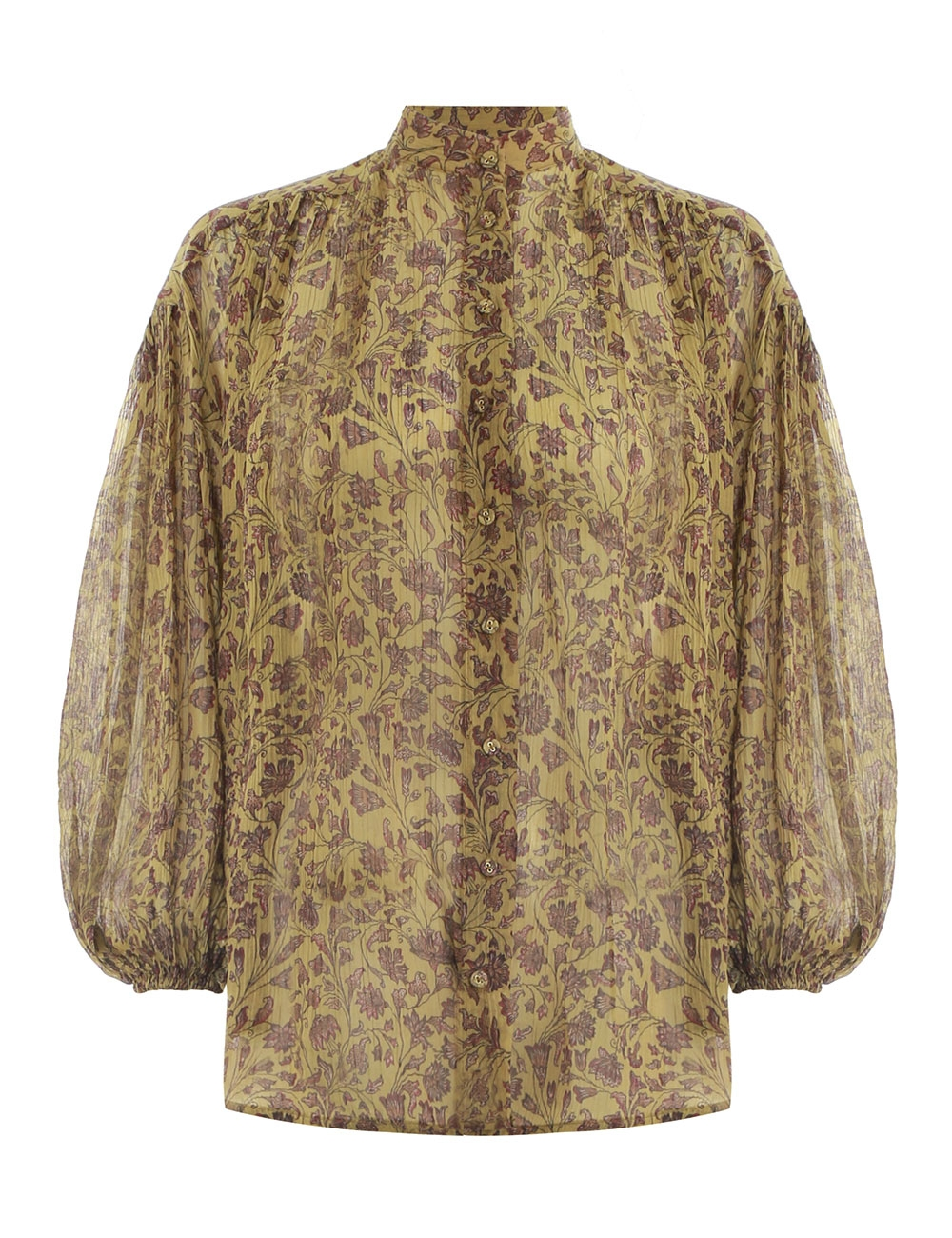 Juniper Crinkle Shirt