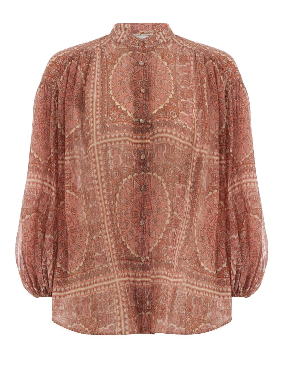 Primrose Crinkle Shirt