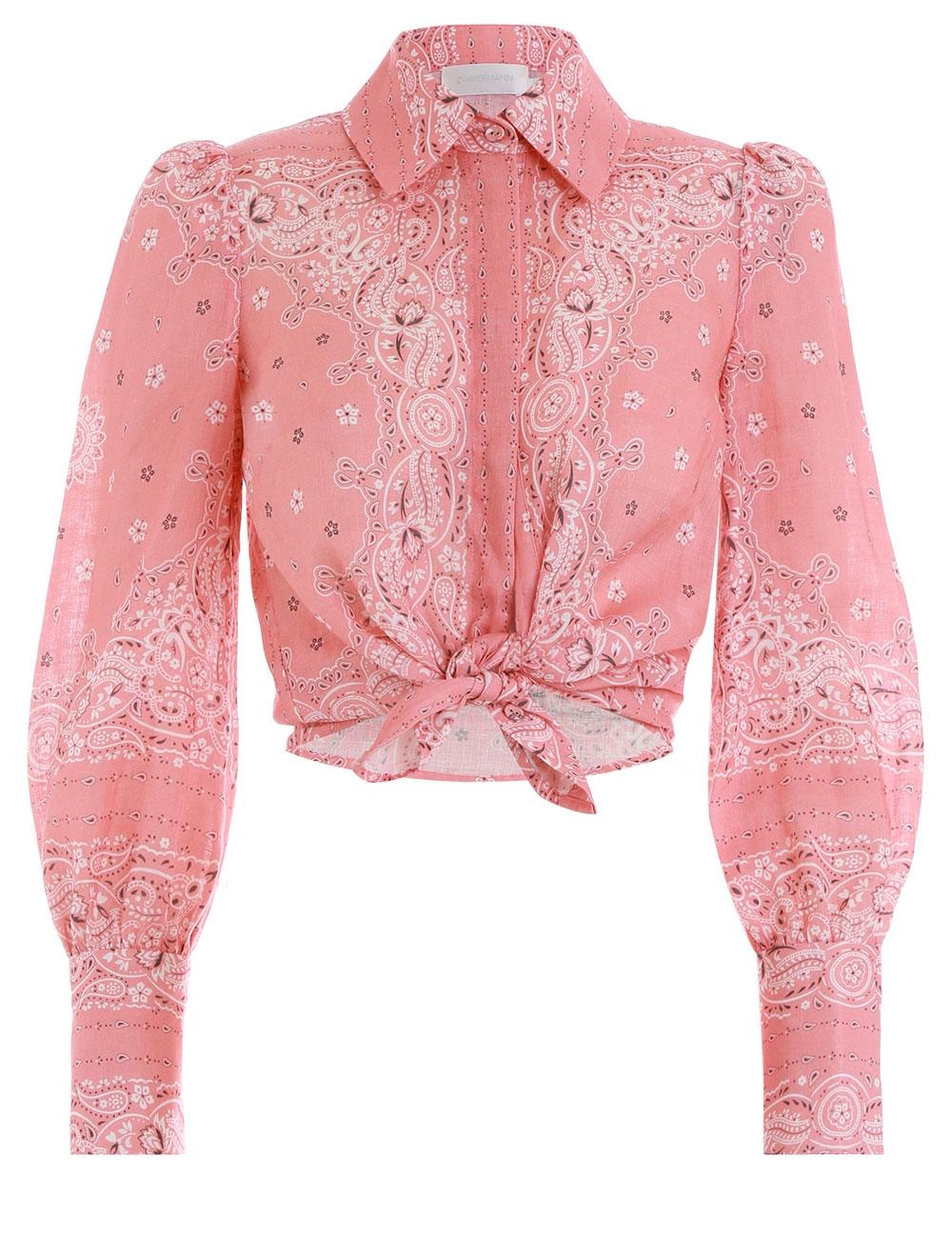 Heathers Bandana Shirt