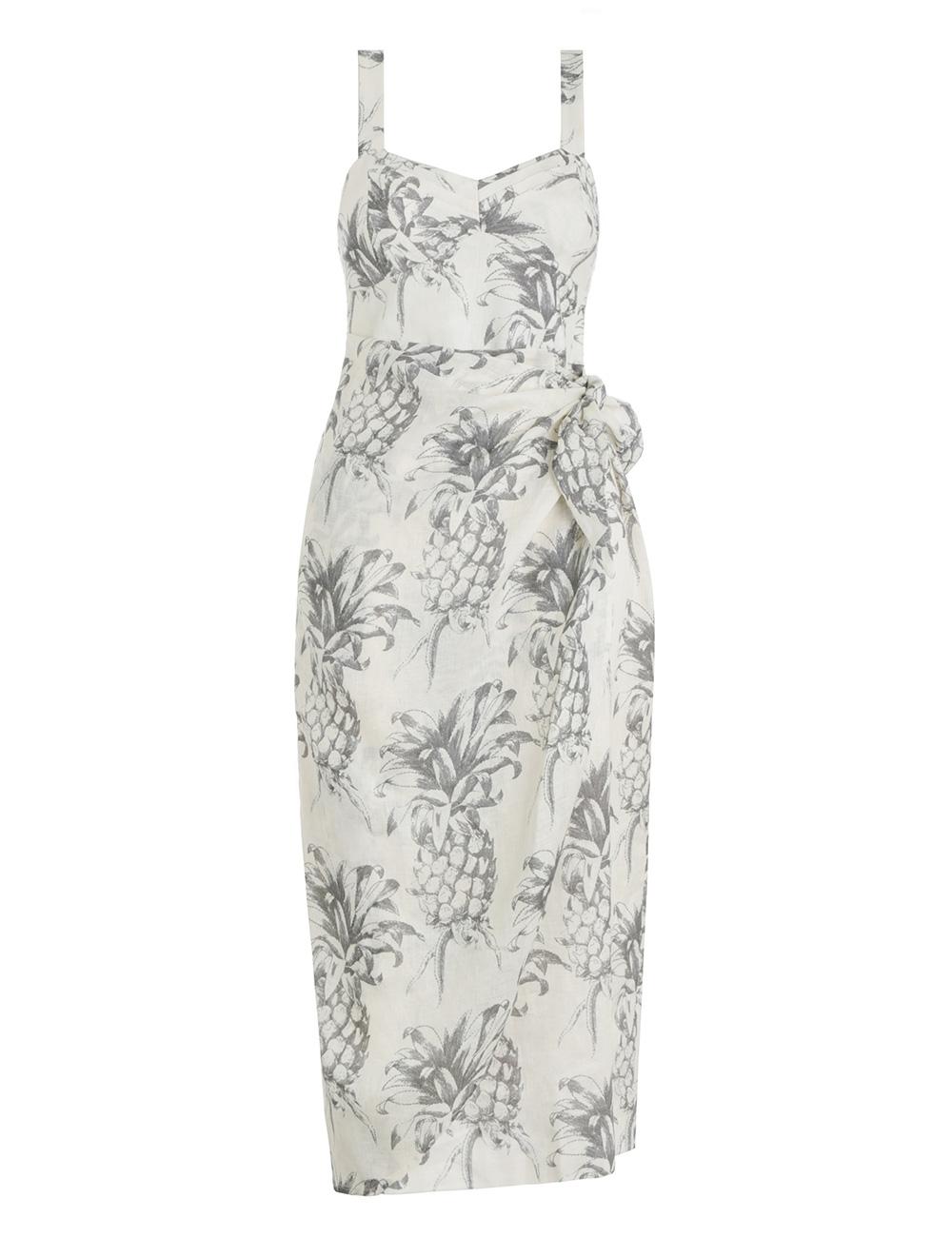 Wayfarer Wrap Skirt Dress