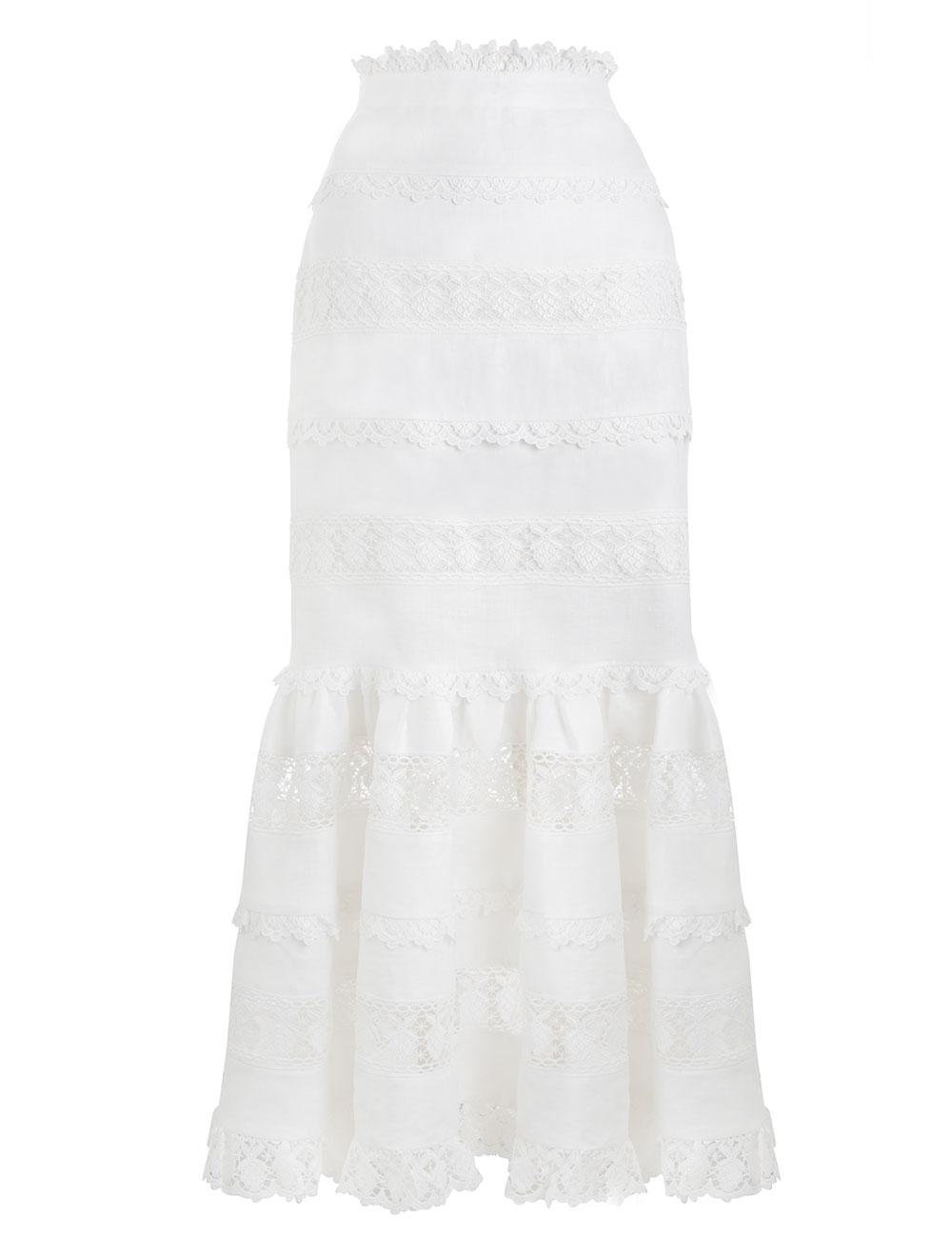 Wayfarer Panelled Skirt