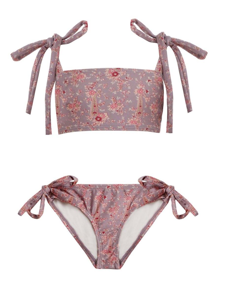 Juniper Tie Bandeau Bikini