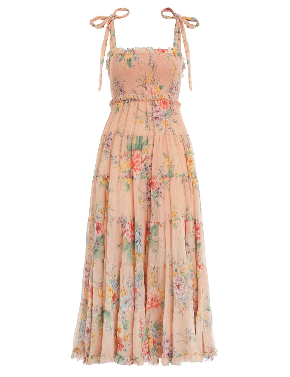 Zinnia Tiered Sun Dress