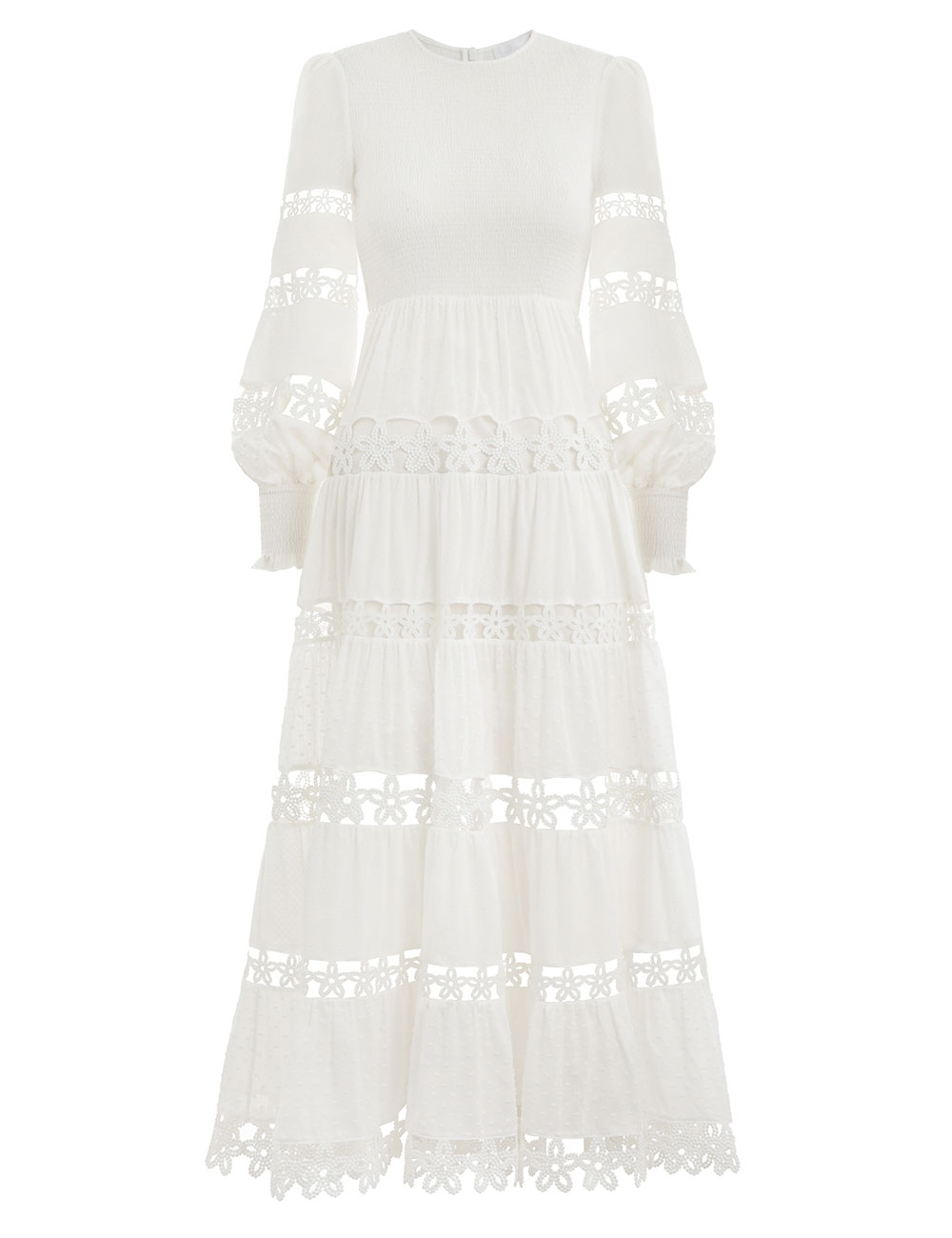 Primrose Daisy Long Dress