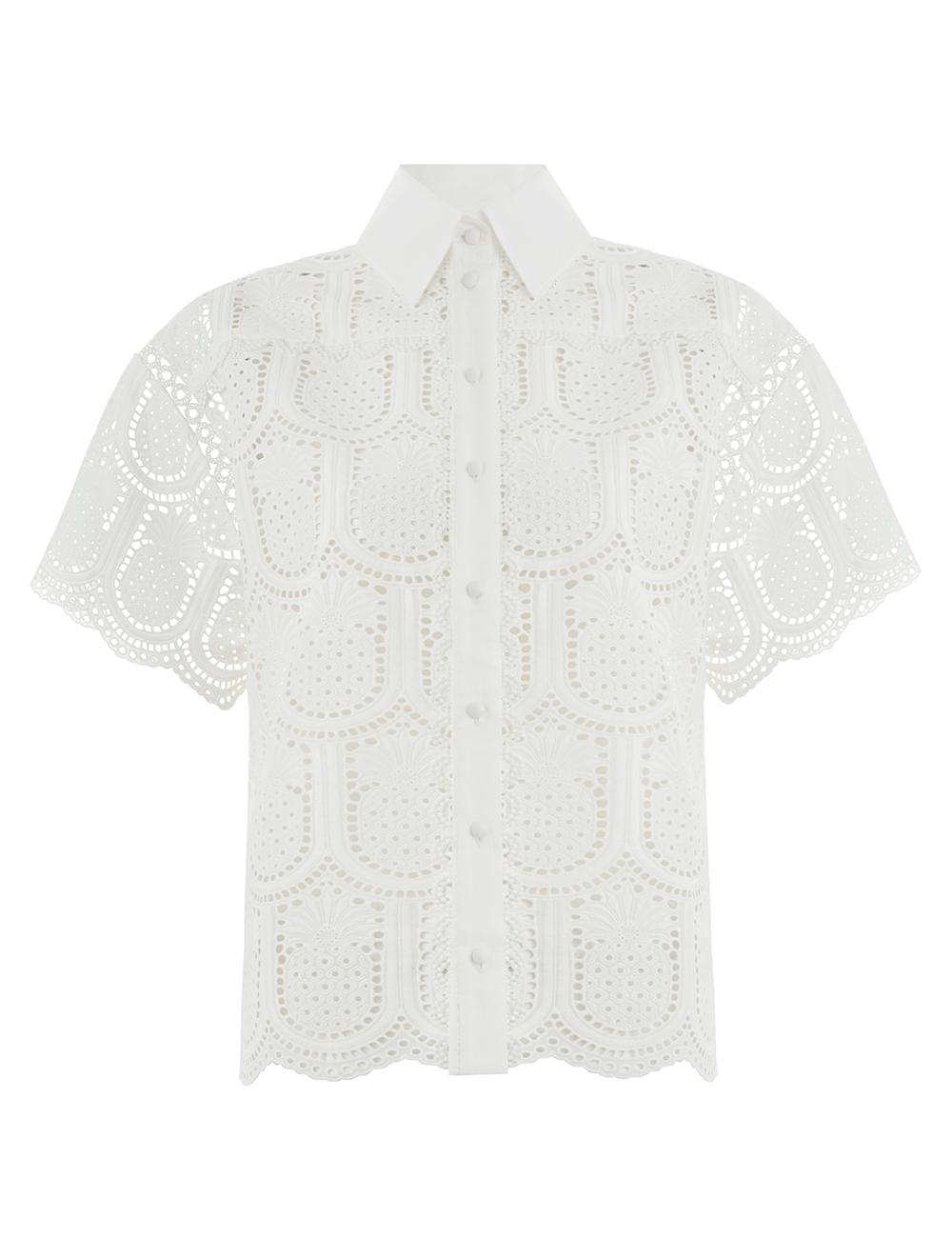 Wayfarer Embroidered Shirt