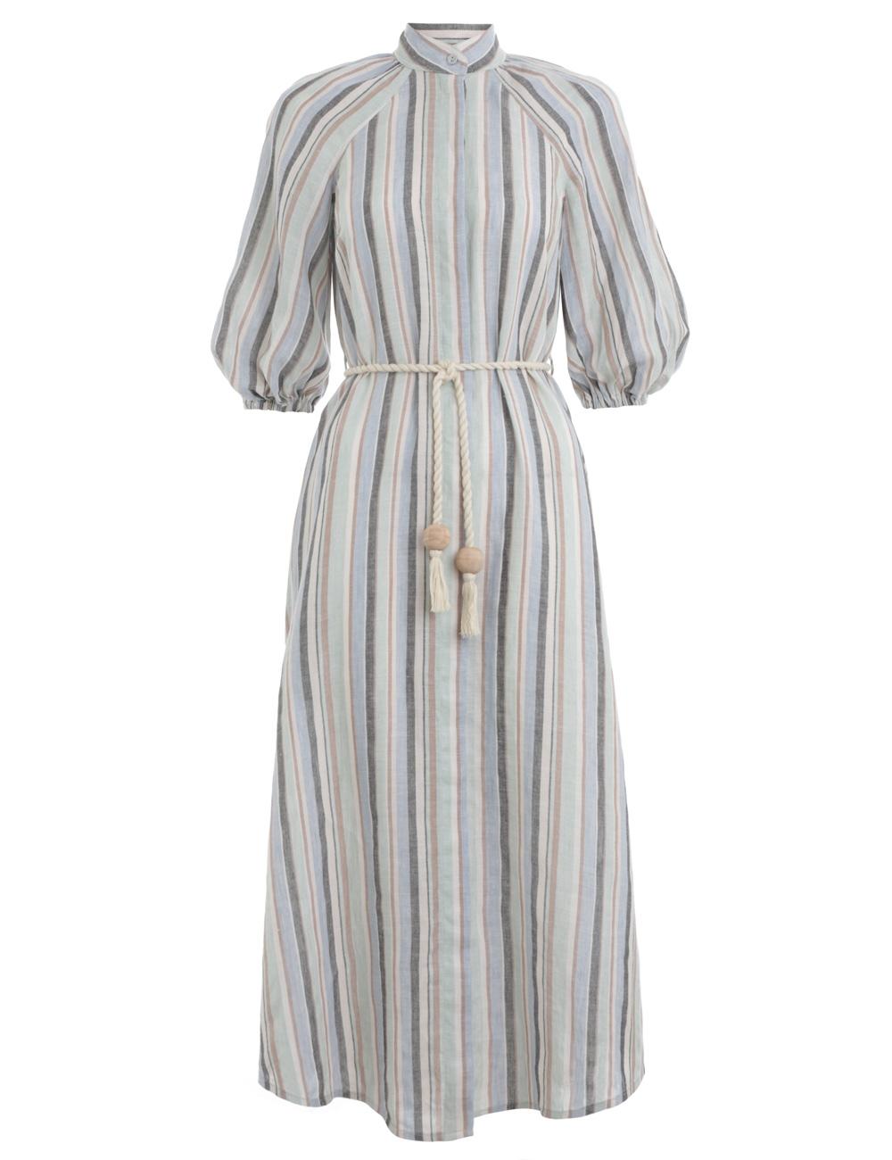 Wayfarer Picnic Shirt Dress