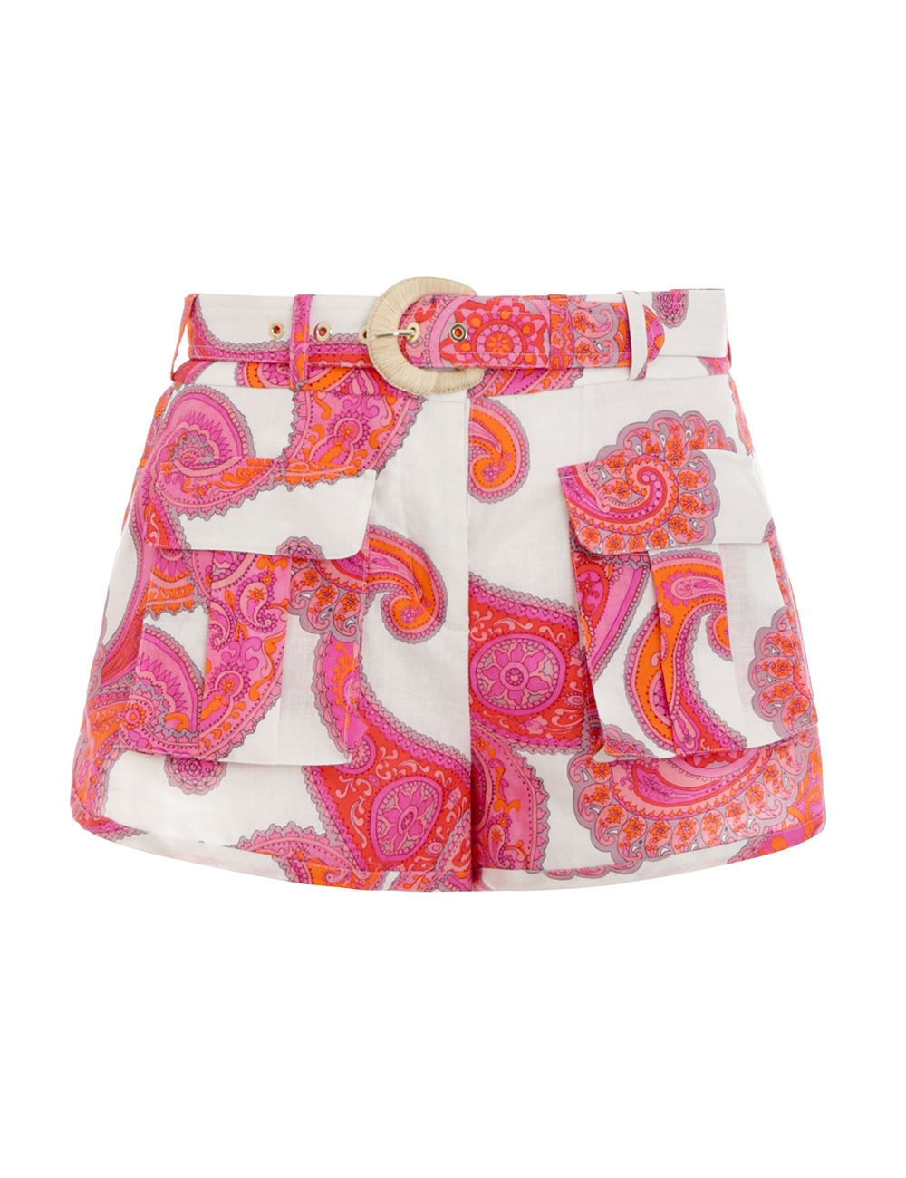 Peggy Safari Pocket Short