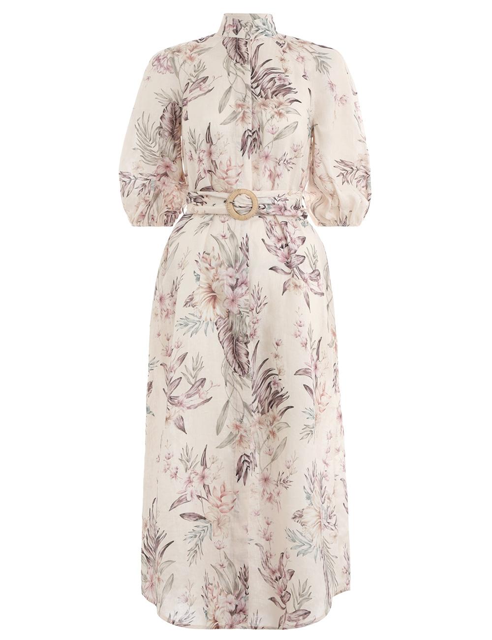 Wayfarer Long Shirt Dress