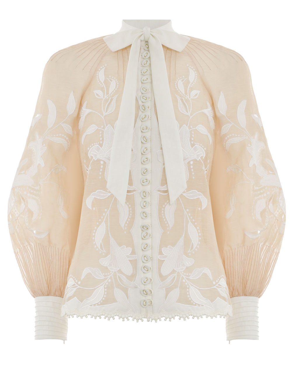 Corsage Lily Blouse
