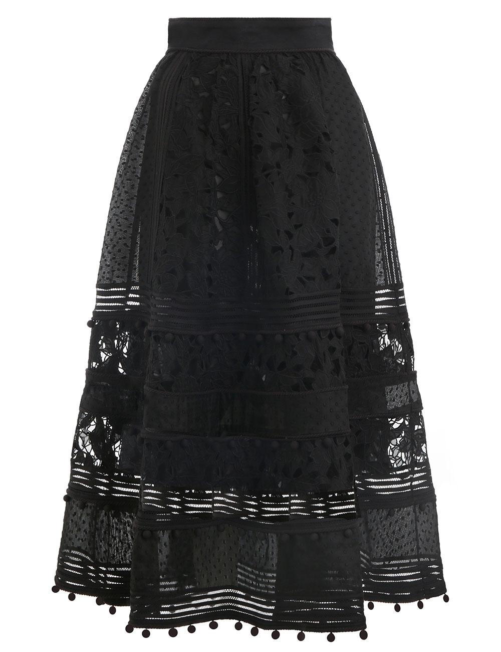 ded671ed87 Shop Designer Skirts Online | ZIMMERMANN