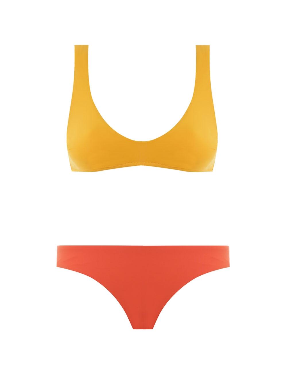 Primrose Scoop Bikini