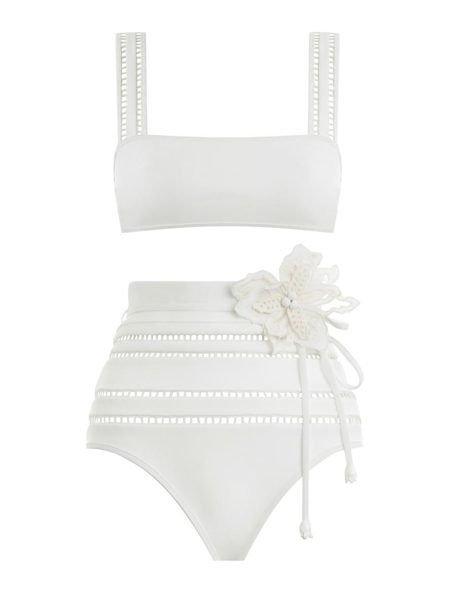 Corsage Linear Bikini