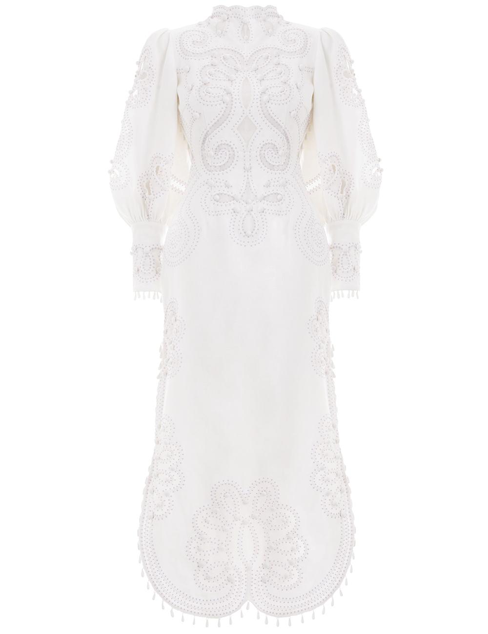 Ninety-Six Ric Rac Dress