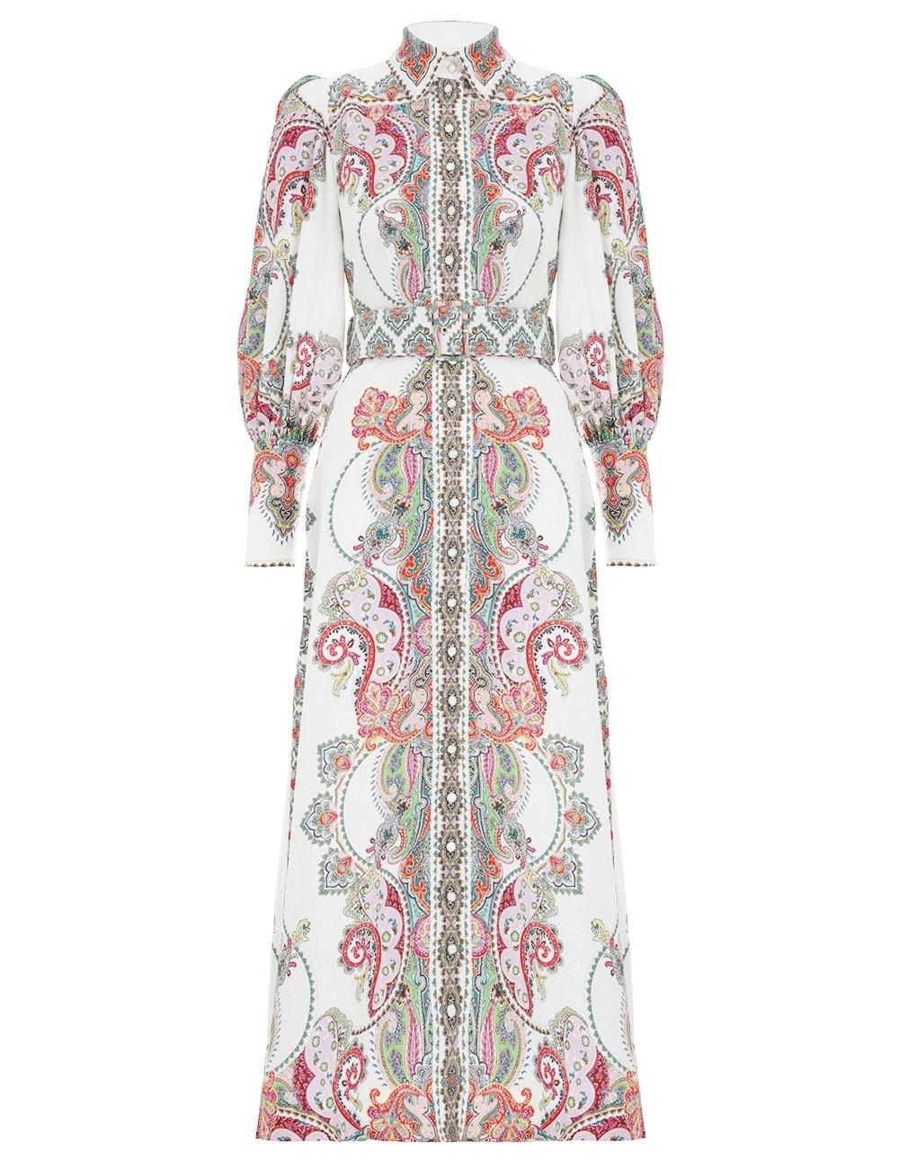 Ninety-Six Filigree Dress