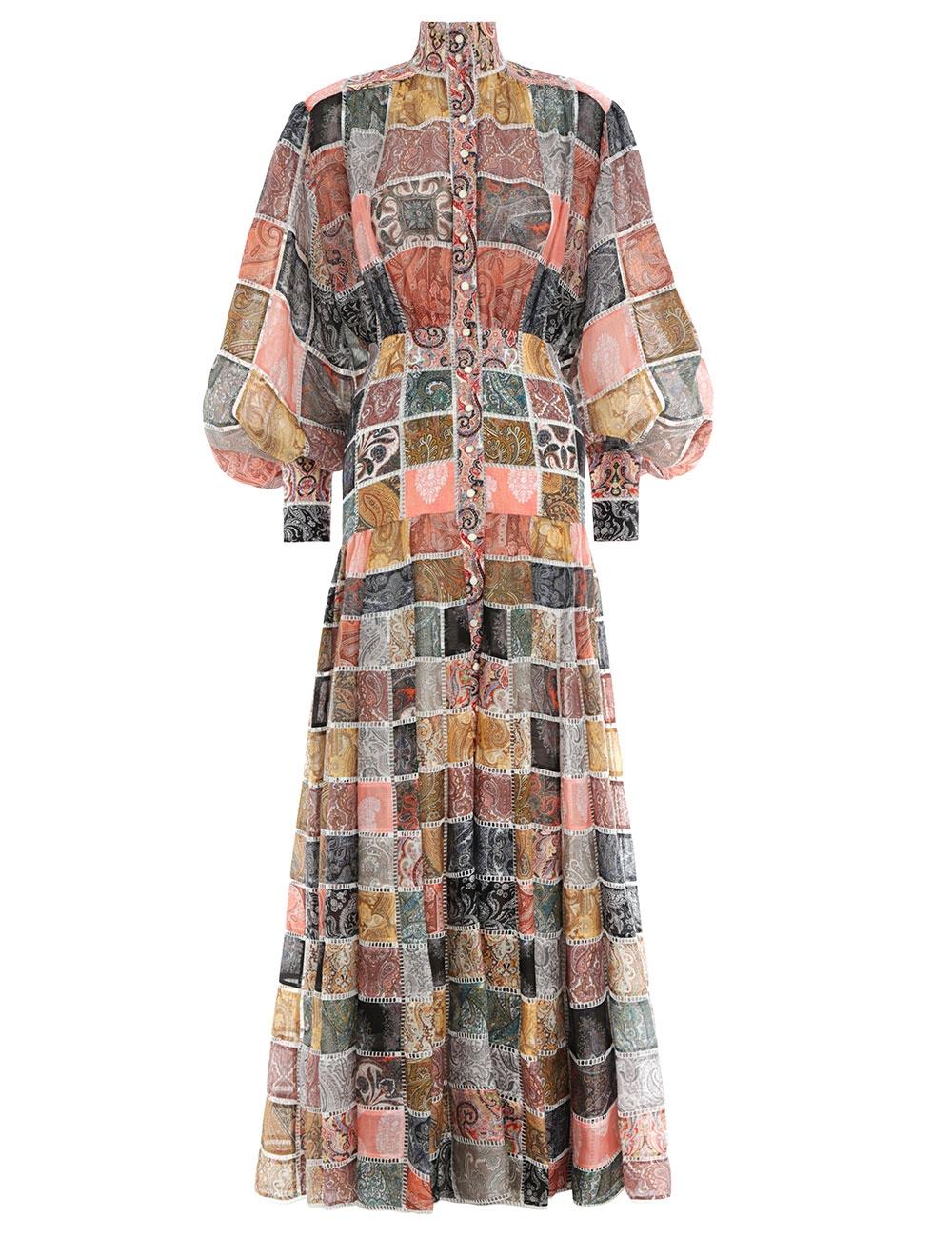 Ninety-Six Patch Dress