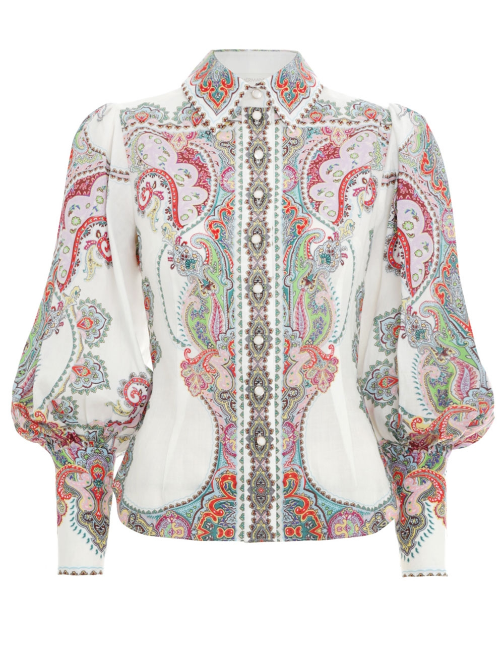 Ninety-Six Filigree Shirt