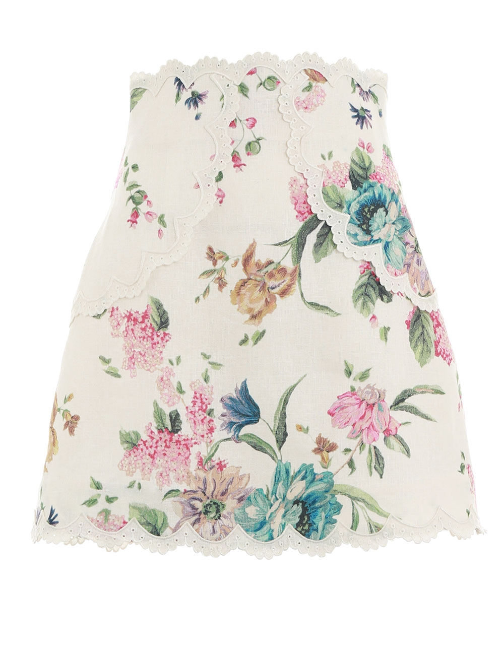 Ninety-Six Scallop Skirt