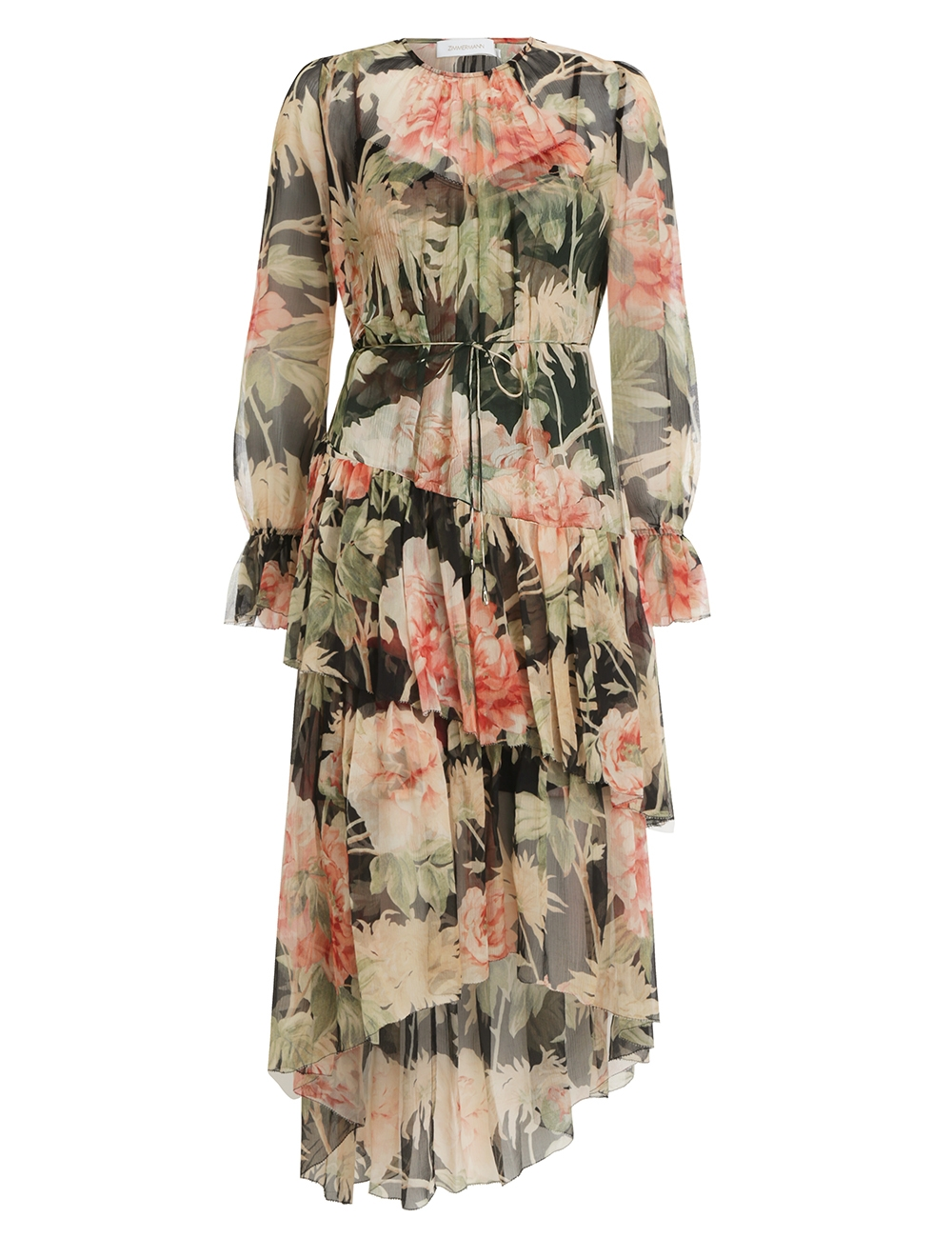 Espionage Asymmetric Dress