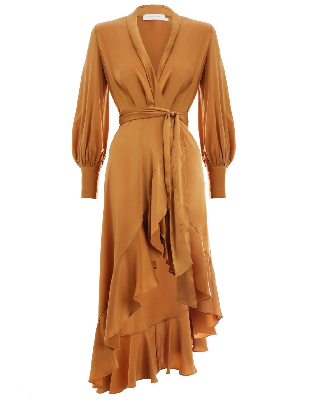 Ninety Six Wrap Dress