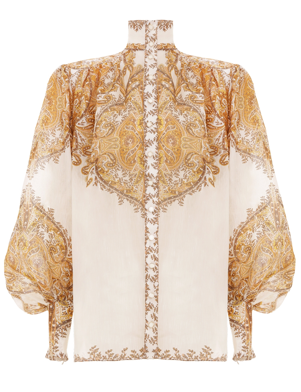 Zippy Billow Blouse