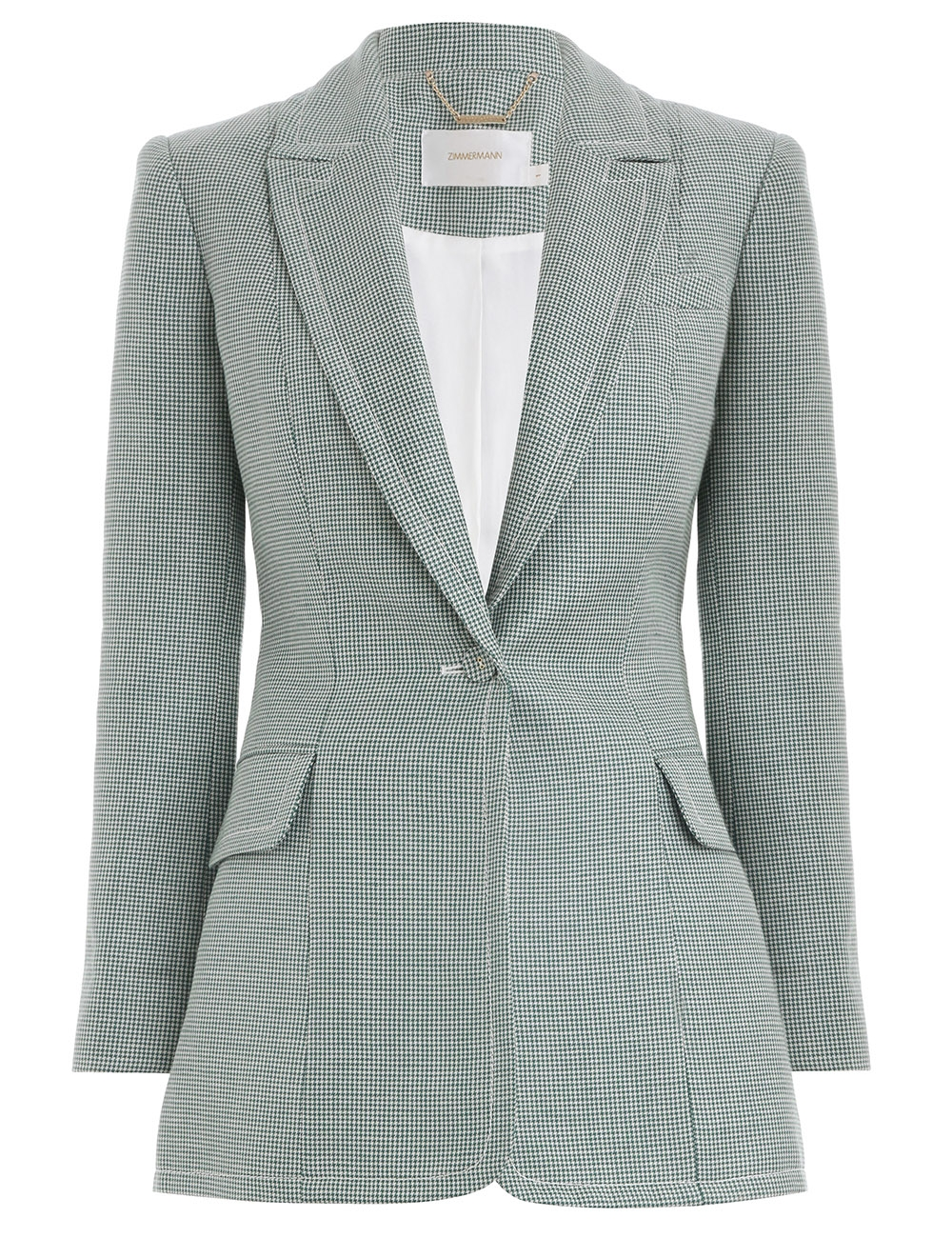 Moncur Single Breasted Blazer