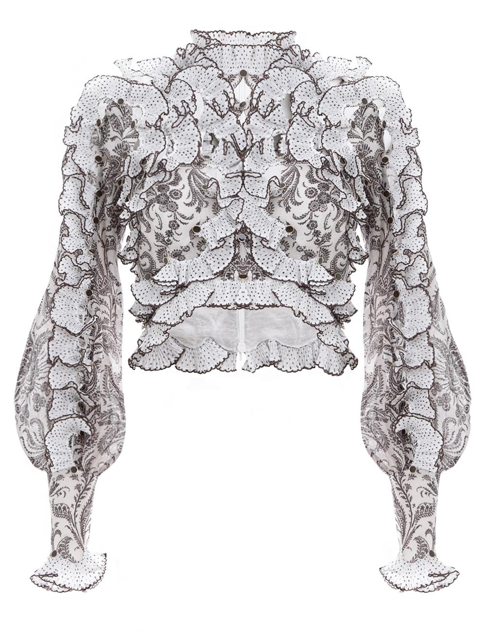 b3fdc7f1ef8e Shop Women's Designer Tops Online | ZIMMERMANN
