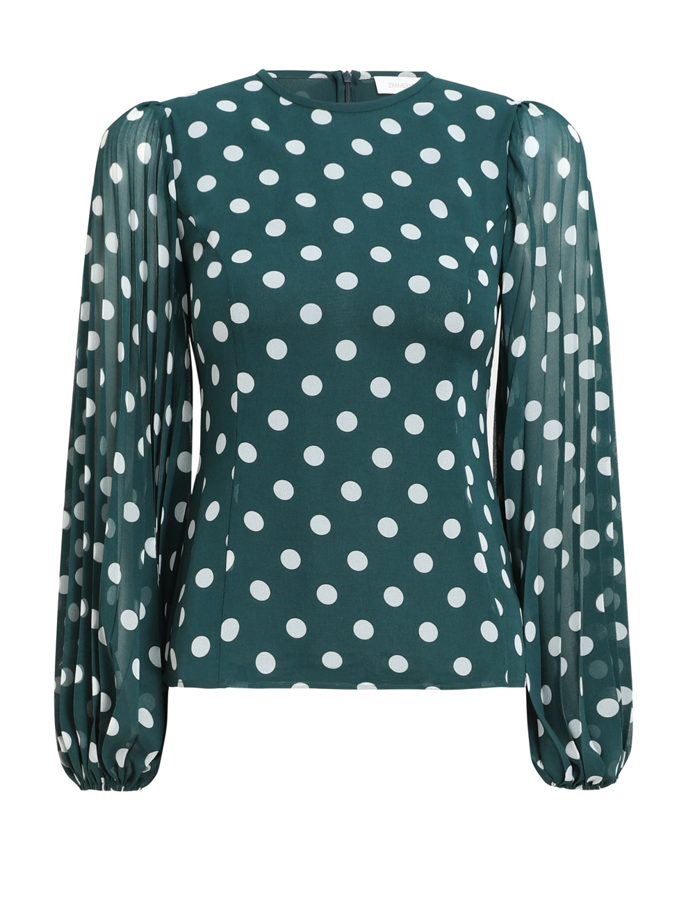 Sunray Long Sleeve Blouse