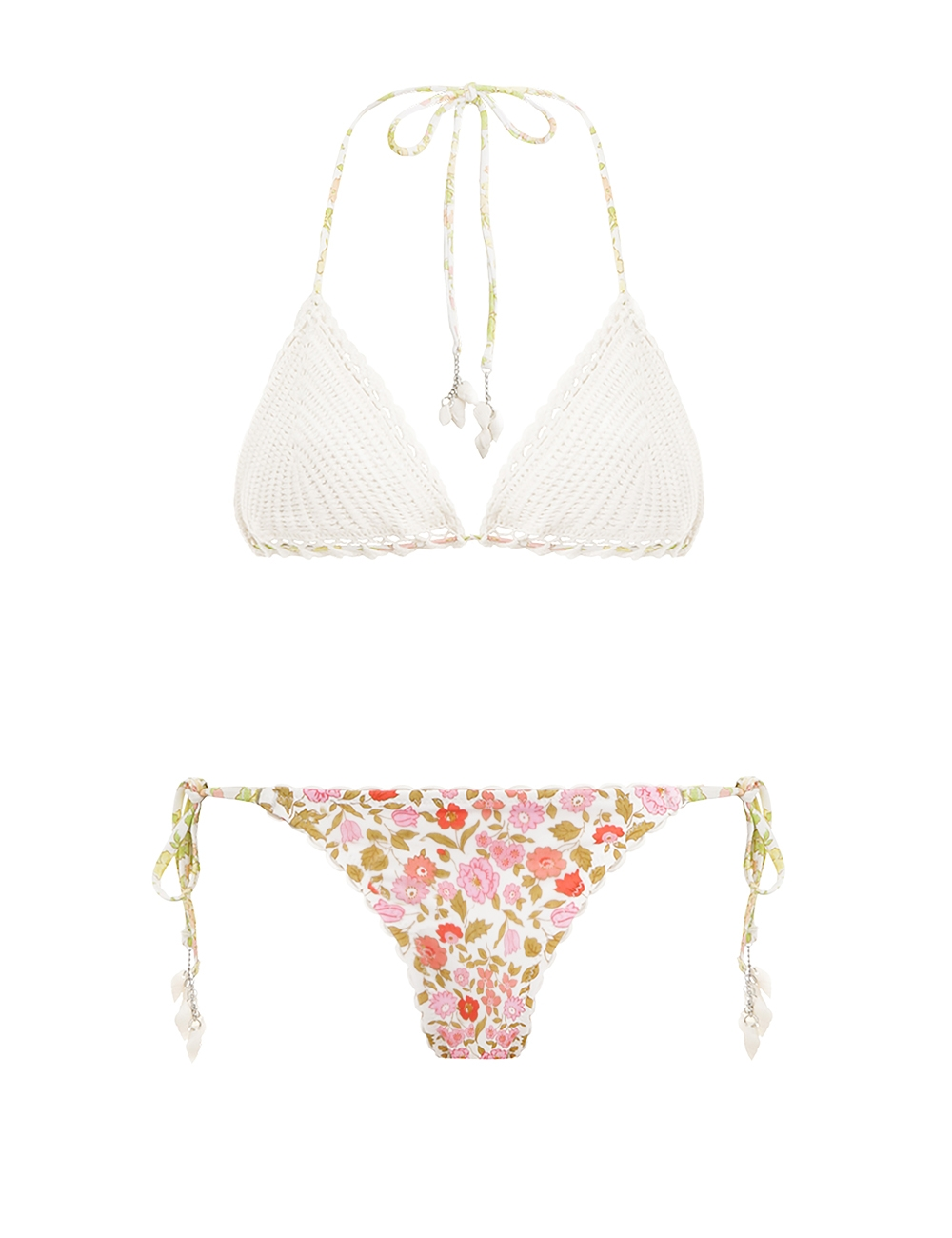 Goldie Crochet Bikini
