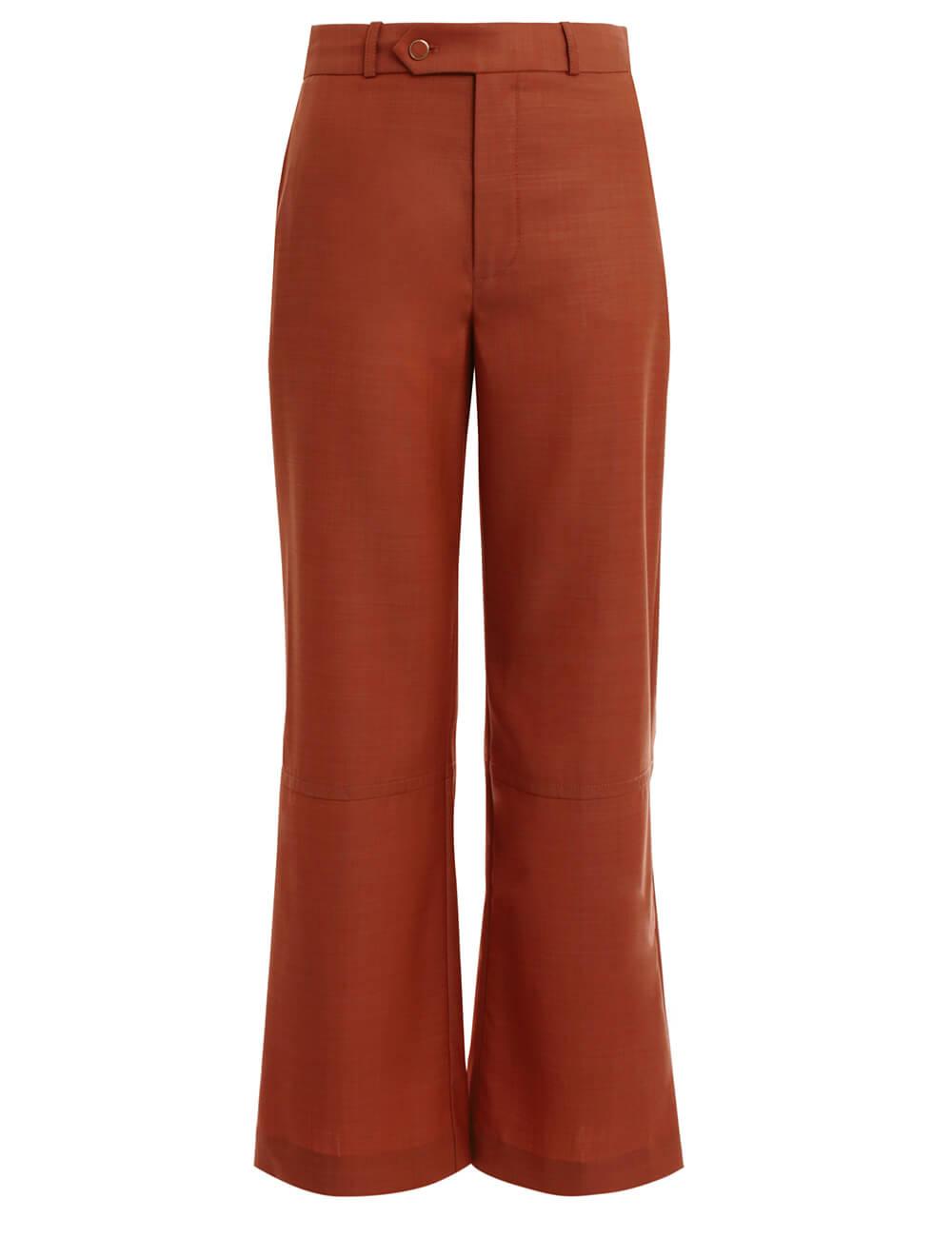 Resistance Crop Trouser