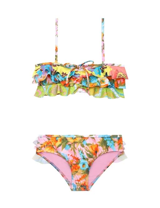 Estelle Frill Bandeau Bikini