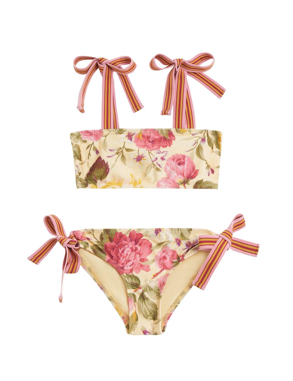 Honour Tie Bandeau Bikini