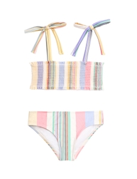 Teddy Shirred Bikini