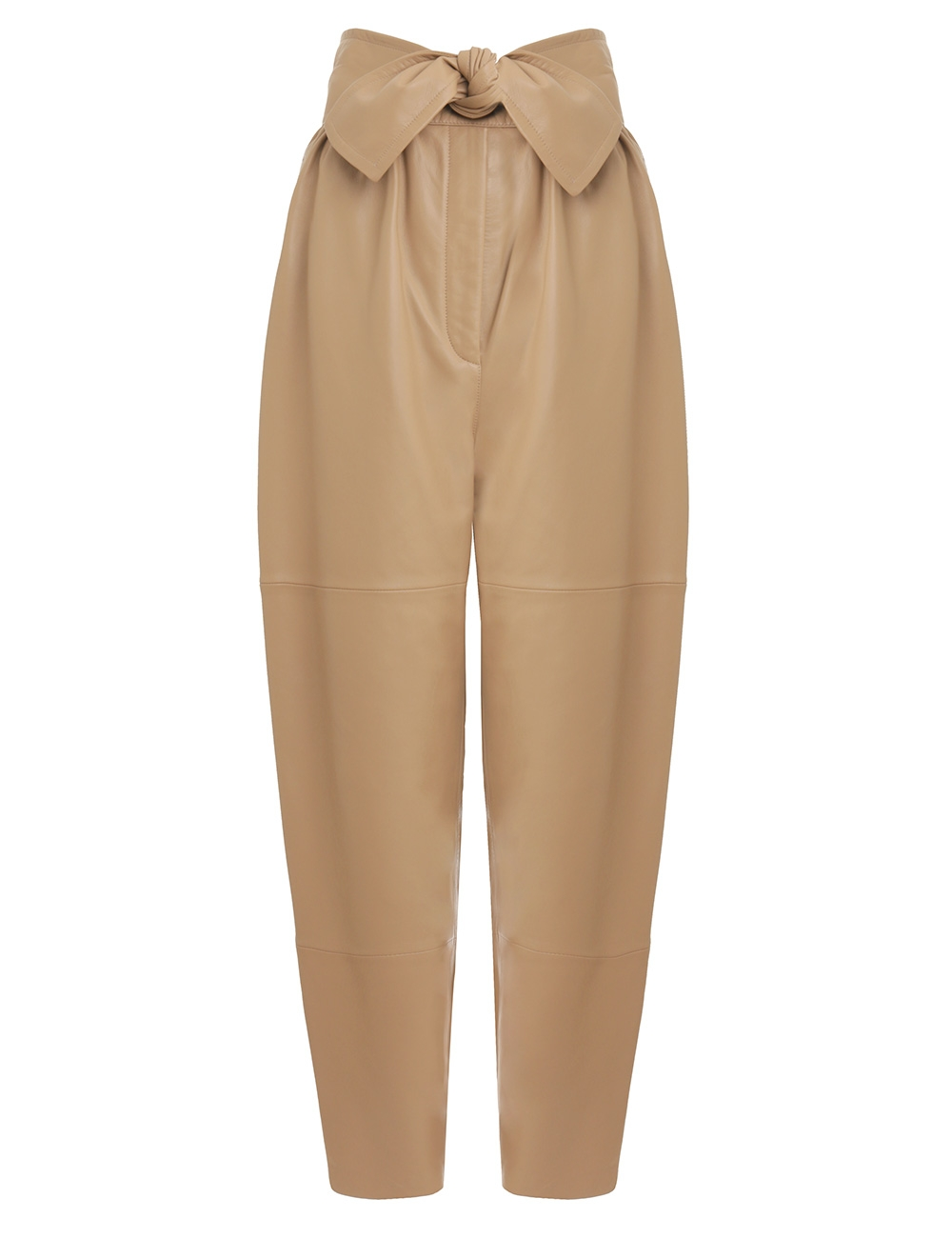 Espionage Leather Obi Pant