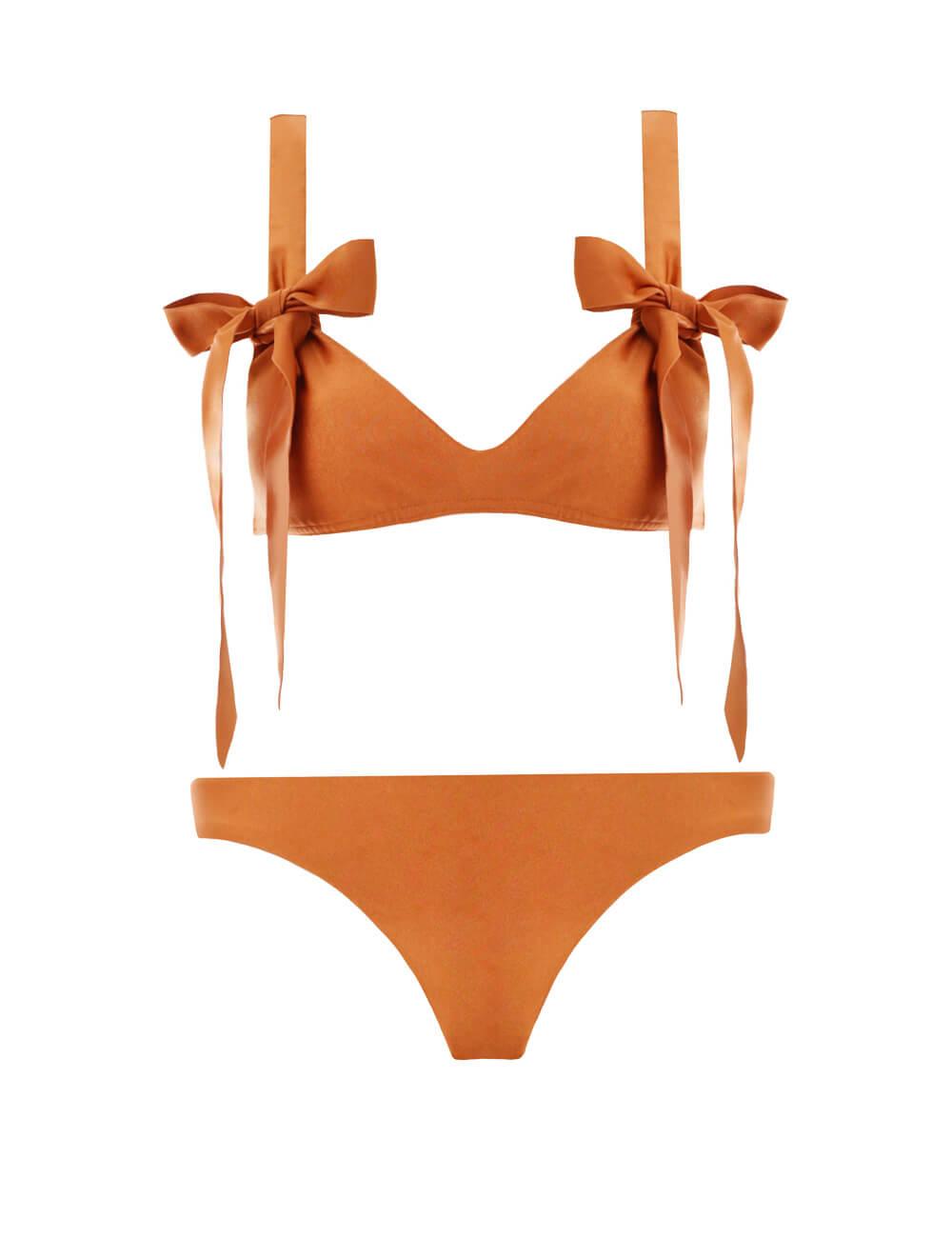 Veneto Scoop Tie Bikini