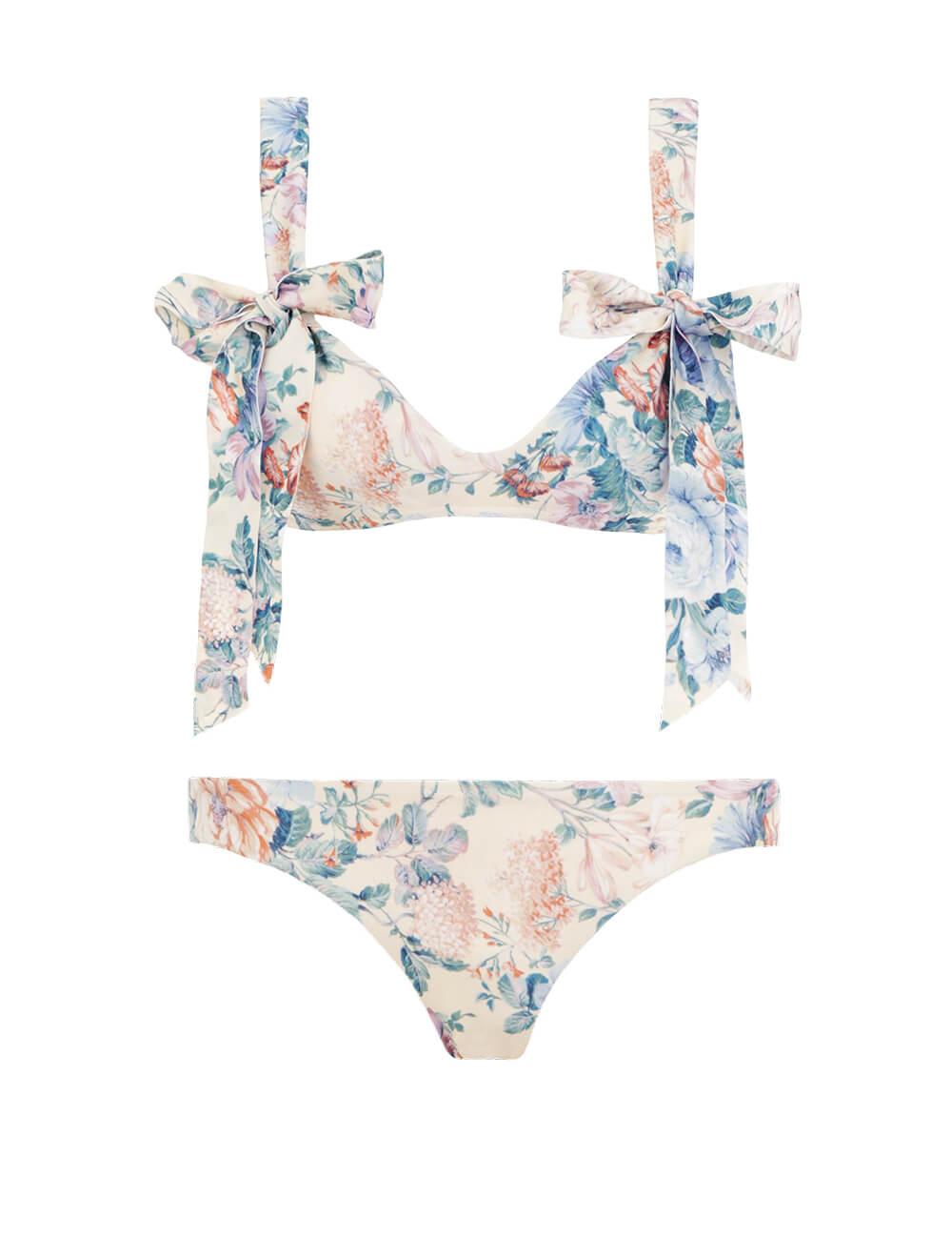 Verity Scoop Tie Bikini